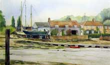 Early Morning, Pin Mill